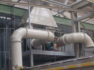 plastova vzduchotechnika
