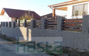 obloženie betónového plota